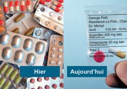 Préparations des piluliers PDA