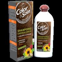 Color&soin Shampooing Cheveux Colorés Foncés Fl/250ml à NANTERRE