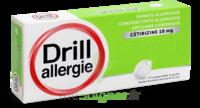 Drill 10 Mg Comprimés à Sucer Allergie Cétirizine Plq/7 à NANTERRE