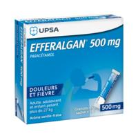 Efferalgan 500 Mg Glé En Sachet Sach/16 à NANTERRE