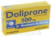 Doliprane 500 Mg Comprimés 2plq/8 (16) à NANTERRE