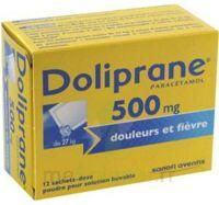 Doliprane 500 Mg Poudre Pour Solution Buvable En Sachet-dose B/12 à NANTERRE