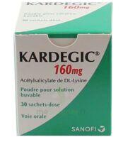 Kardegic 160 Mg, Poudre Pour Solution Buvable En Sachet à NANTERRE