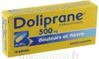 Doliprane 500 Mg Gélules B/16 à NANTERRE