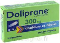 Doliprane 300 Mg Suppositoires 2plq/5 (10) à NANTERRE