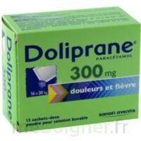 Doliprane 300 Mg Poudre Pour Solution Buvable En Sachet-dose B/12 à NANTERRE