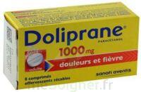 Doliprane 1000 Mg Comprimés Effervescents Sécables T/8 à NANTERRE