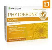 Phytobronz Solaire Caps Tous Types De Peaux 2b/30 à NANTERRE