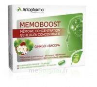 Memoboost Ginkgo + Bacopa Gélules B/30 à NANTERRE