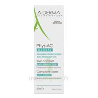 Aderma Phys'ac Global Soin Imperfection Sévères 40ml à NANTERRE