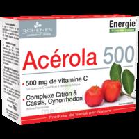 3 Chenes Phytotherapie Familiale Comprimés à Croquer Acérola 500 B/24 à NANTERRE