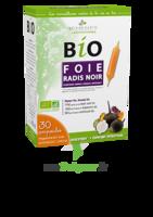 3 Chenes Bio Radis Noir Solution Buvable Foie 30 Ampoules/10ml à NANTERRE