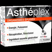 Astheplex Gélules Organismes épuisés B/30 à NANTERRE