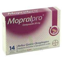 Mopralpro 20 Mg Cpr Gastro-rés Film/14 à NANTERRE