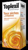 Toplexil 0,33 Mg/ml, Sirop 150ml à NANTERRE