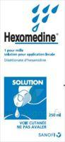 Hexomedine 1 Pour Mille S Appl Loc Fl/250ml à NANTERRE