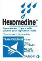 Hexomedine Transcutanee 1,5 Pour Mille, Solution Pour Application Locale à NANTERRE
