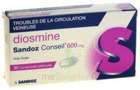 Diosmine Sandoz Conseil 600 Mg, Comprimé Pelliculé à NANTERRE