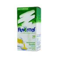 Fluvermal 2 % Susp Buv Fl/30ml à NANTERRE