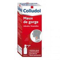 Colludol Solution Pour Pulvérisation Buccale En Flacon Pressurisé Fl/30 Ml + Embout Buccal à NANTERRE