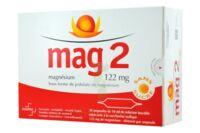 Mag 2 122 Mg S Buv En Ampoule Sans Sucre édulcoré à La Saccharine Sodique 30amp/10ml à NANTERRE