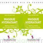 Secrets Des Fées Masque Hydratant Repulpant à NANTERRE