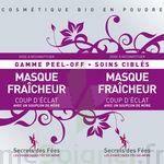 Secrets Des Fées Masque Fraicheur Coup D'eclat Peel-off à NANTERRE