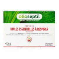 Olioseptil - Capsules Huiles Essentielles à Respirer - Nez Dégagé à NANTERRE