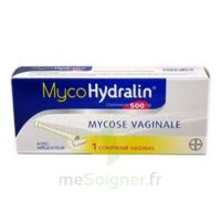 Mycohydralin 500 Mg, Comprimé Vaginal à NANTERRE