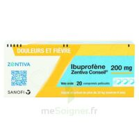 Ibuprofene Zentiva Conseil 200 Mg, Comprimé Pelliculé à NANTERRE