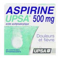 Aspirine Upsa 500 Mg, Comprimé Effervescent à NANTERRE