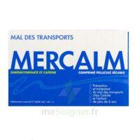 Mercalm, Comprimé Pelliculé Sécable à NANTERRE