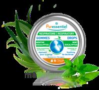 Puressentiel Respiratoire Gommes Menthe-eucalyptus Respiratoire - 45 G à NANTERRE