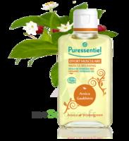 Puressentiel Articulations & Muscles Huile De Massage Bio** Effort Musculaire - Arnica - Gaulthérie - 100 Ml à NANTERRE