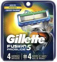 Gillette Fusion Proglide Lames à NANTERRE
