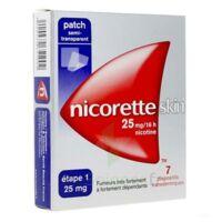 Nicoretteskin 25 Mg/16 H Dispositif Transdermique B/28 à NANTERRE