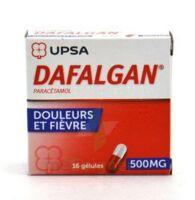 Dafalgan 500 Mg Gélules 2plq/8 (16) à NANTERRE