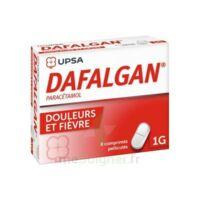 Dafalgan 1000 Mg Comprimés Pelliculés Plq/8 à NANTERRE
