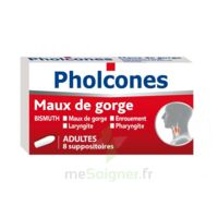 Pholcones Bismuth Adultes, Suppositoire à NANTERRE