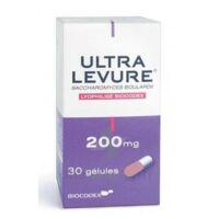 Ultra-levure 200 Mg Gélules Fl/30 à NANTERRE