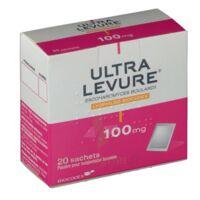 Ultra-levure 100 Mg Poudre Pour Suspension Buvable En Sachet B/20 à NANTERRE
