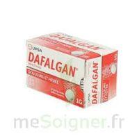 Dafalgan 1000 Mg Comprimés Effervescents B/8 à NANTERRE