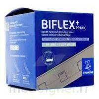 Biflex 16 Pratic Bande Contention Légère Chair 10cmx4m à NANTERRE