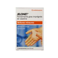 Jelonet, 5 Cm X 5 Cm , Bt 5 à NANTERRE