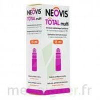 Neovis Total Multi S Ophtalmique Lubrifiante Pour Instillation Oculaire Fl/15ml à NANTERRE