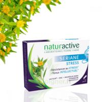 Naturactive Seriane Stress 30gélules à NANTERRE