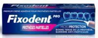 Fixodent Pro Crème Adhésive Pour Prothèse Partielle T/40g à NANTERRE