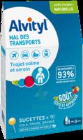 Alvityl Sucette Mal Des Transports B/10 à NANTERRE