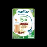 Modilac Céréales Farine Cacao Vanille Dès 12 Mois B/250g à NANTERRE