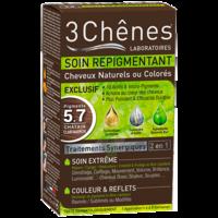 Soin Repigmentant Kit Cheveux Naturels Ou Colorés 5.7 Pigments Châtain Clair Marron à NANTERRE